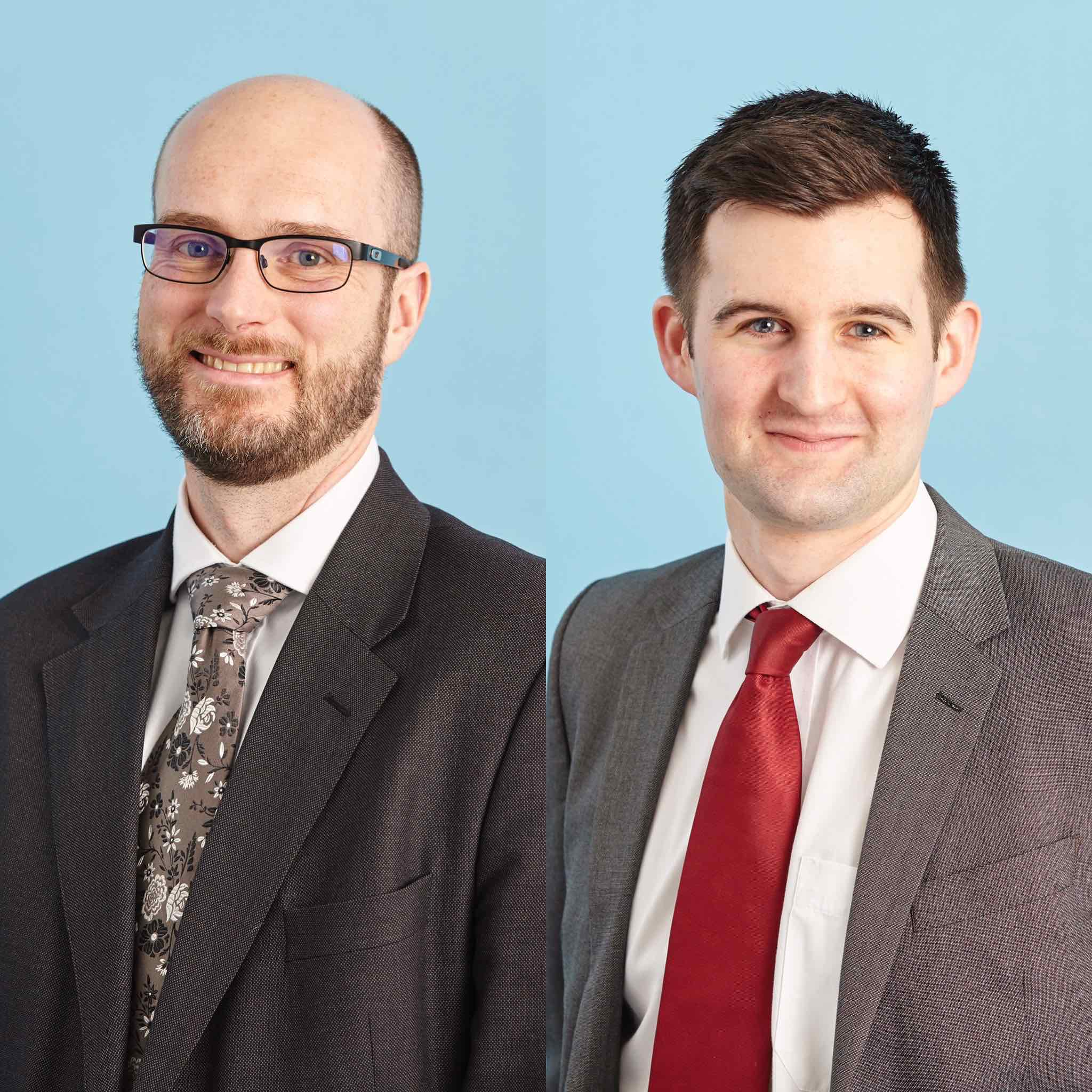 David Smith & Robin Stewart at Anthony Gold Solicitors