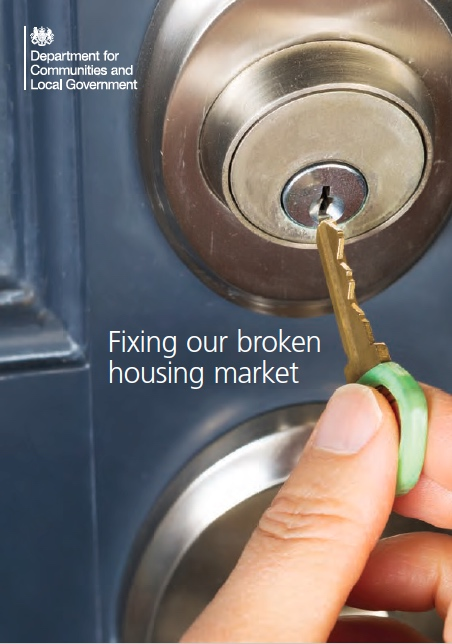 DCLG Fixing our broken housing market