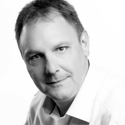 Eddie Hooker, CEO of Hamilton Fraser