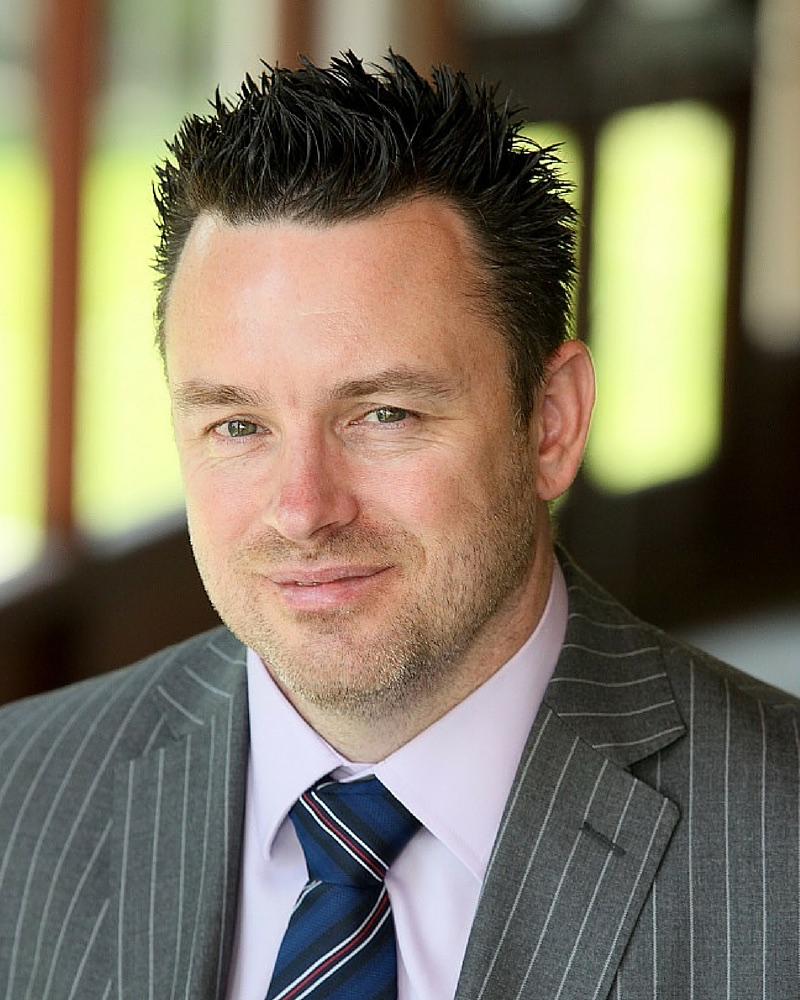 Frank Bertie, NAPIT Trade Association Chairman