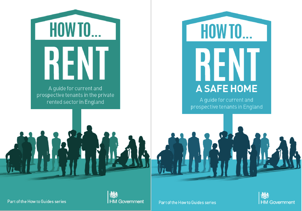 How to Rent Booklets June 2018
