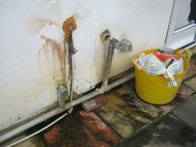 Walthamstow landlord prosecution - unsatisfactory drainage