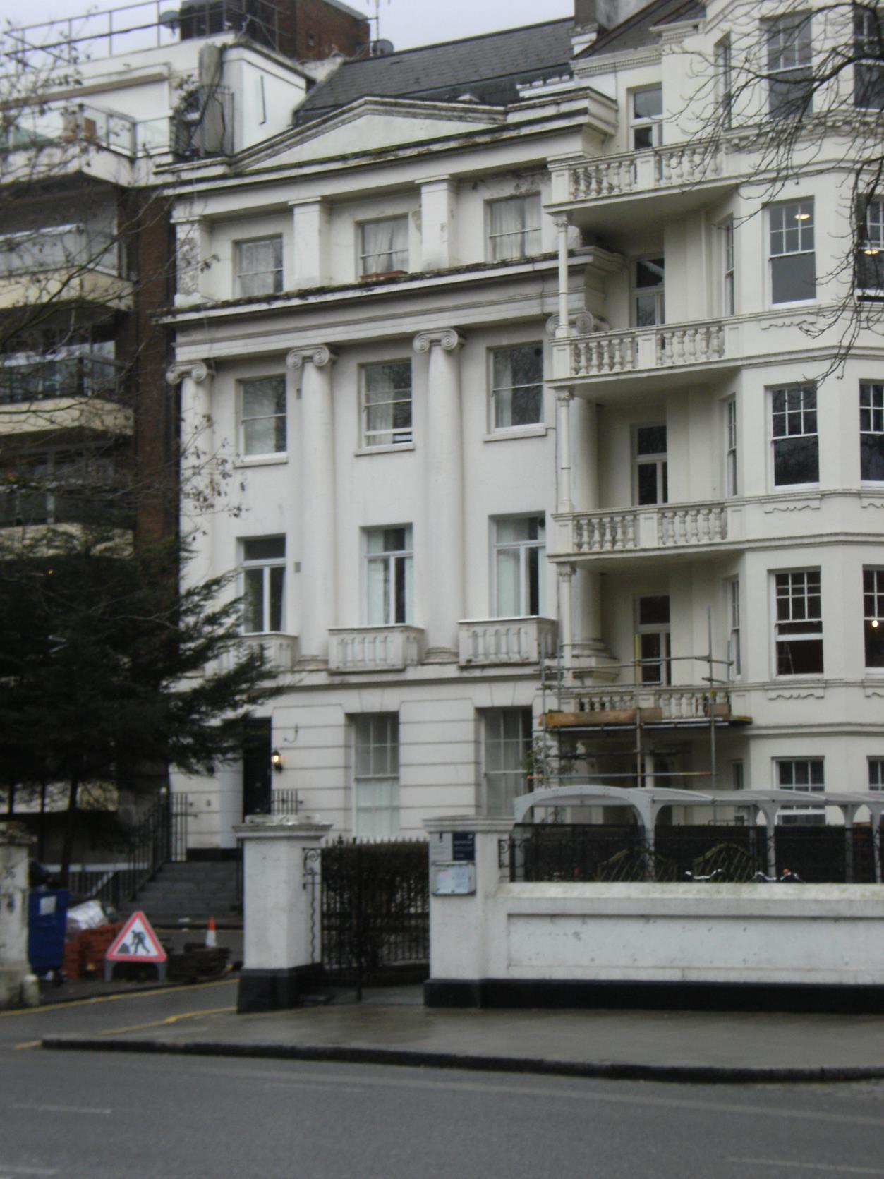 Royal Borough of Kensington & Chelsea landlord prosecution - Hyde Park Gate, London SW7