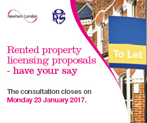 Newham Council property licensing consultation