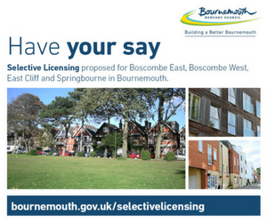 Bournemouth Selective Licensing Consultation