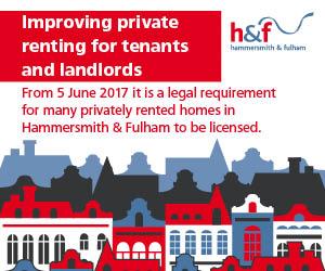 Hammersmith & Fulham Licensing Scheme