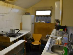Ilford landlord prosecution - kitchen