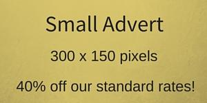 Example Small Advert