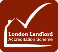 London Landlord Accreditation Scheme logo