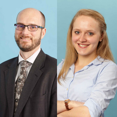 David Smith & Sarah Cummins at Anthony Gold Solicitors