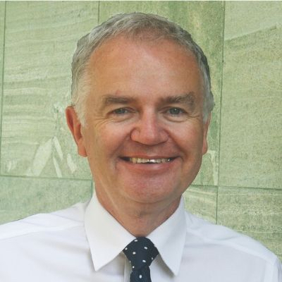 Andrew Turner, Chief Executive, Commercial Trust Limited