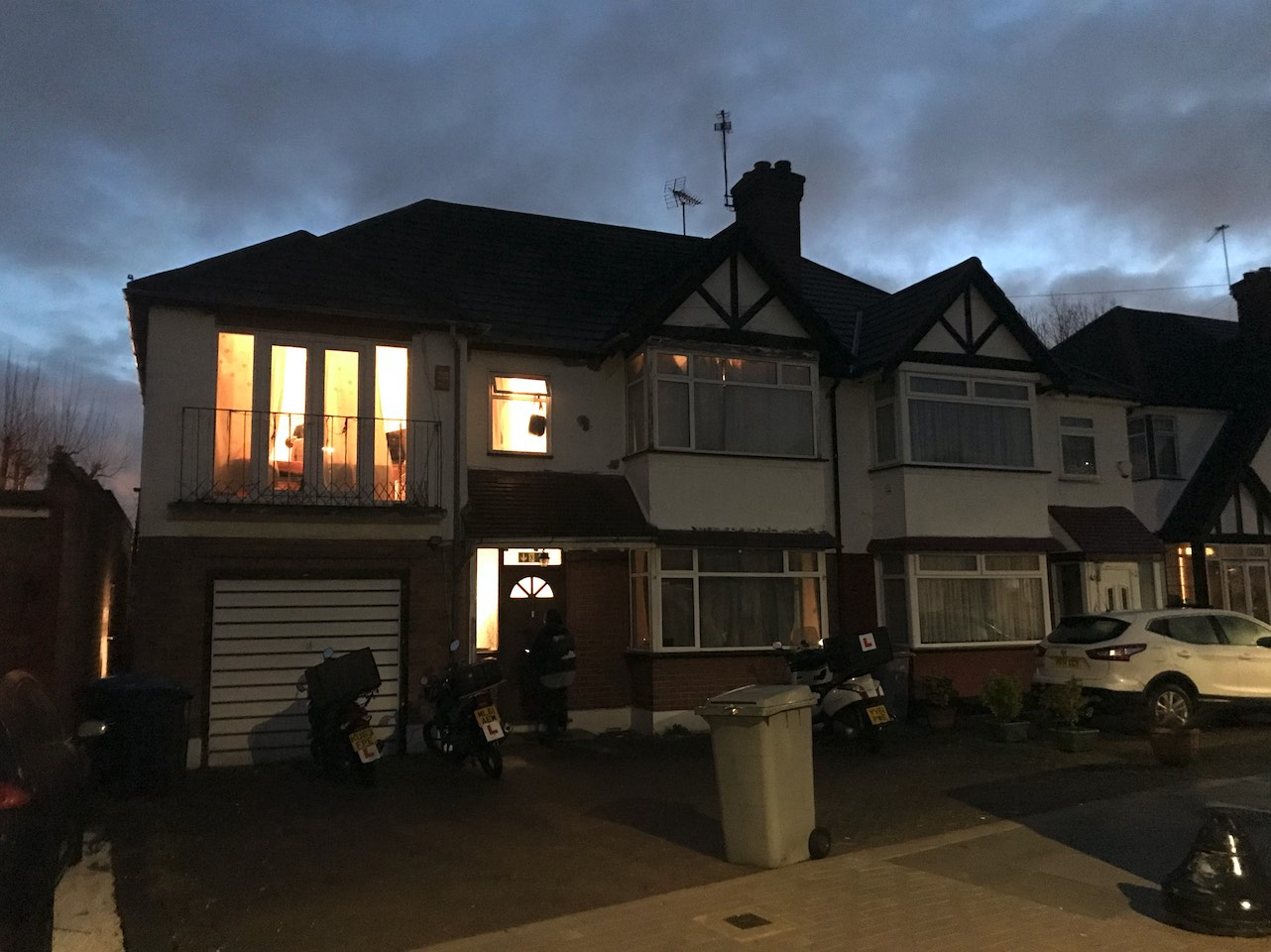 Brent Council housing enforcement raid 2019