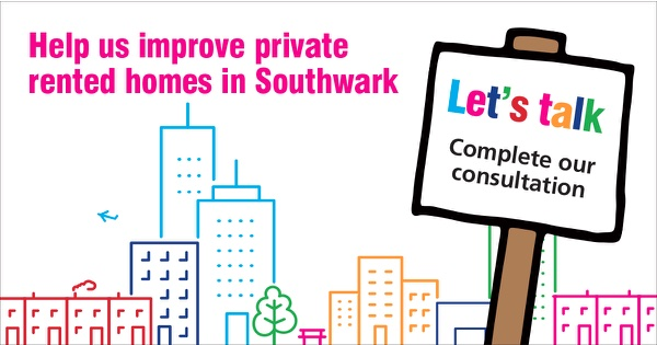 Southwark additional and selective licensing consultation 2021