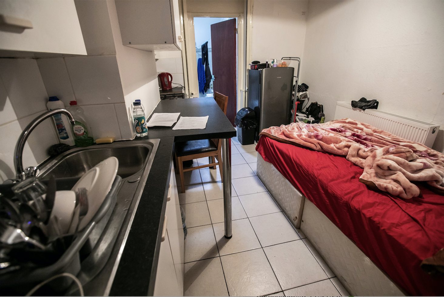 Waltham Forest Council are renewing there selective licensing scheme to tackle poor housing conditions like this, 2020