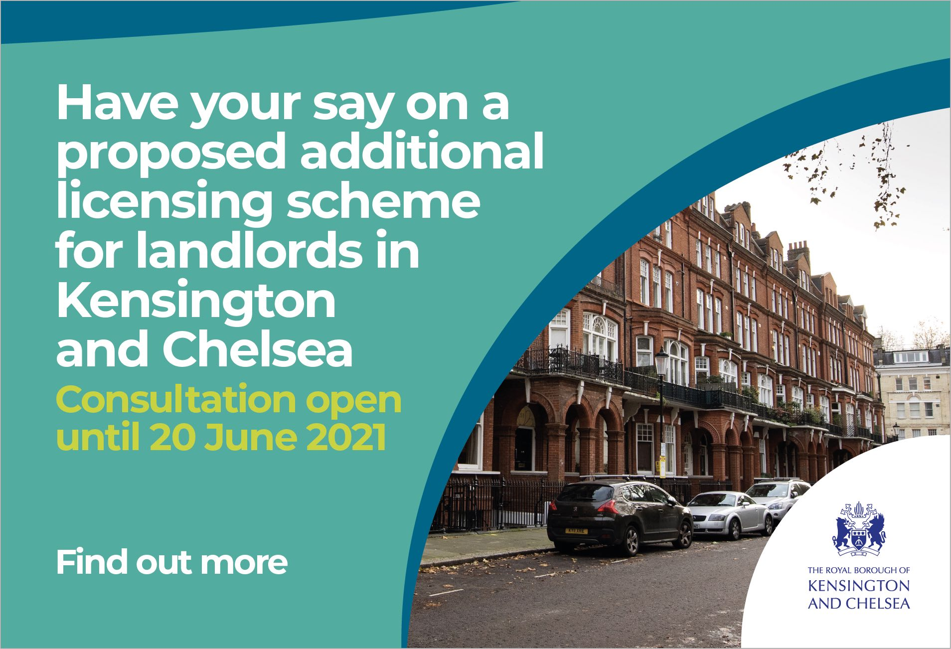 Royal Borough of Kensington & Chelsea landlord licensing consultation 2021