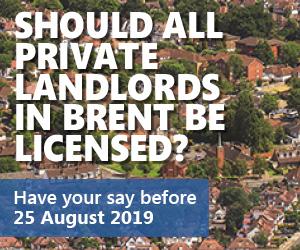 Brent licensing consultation 2019
