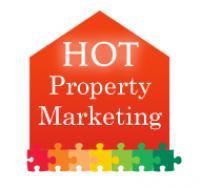 HOT Property Marketing logo